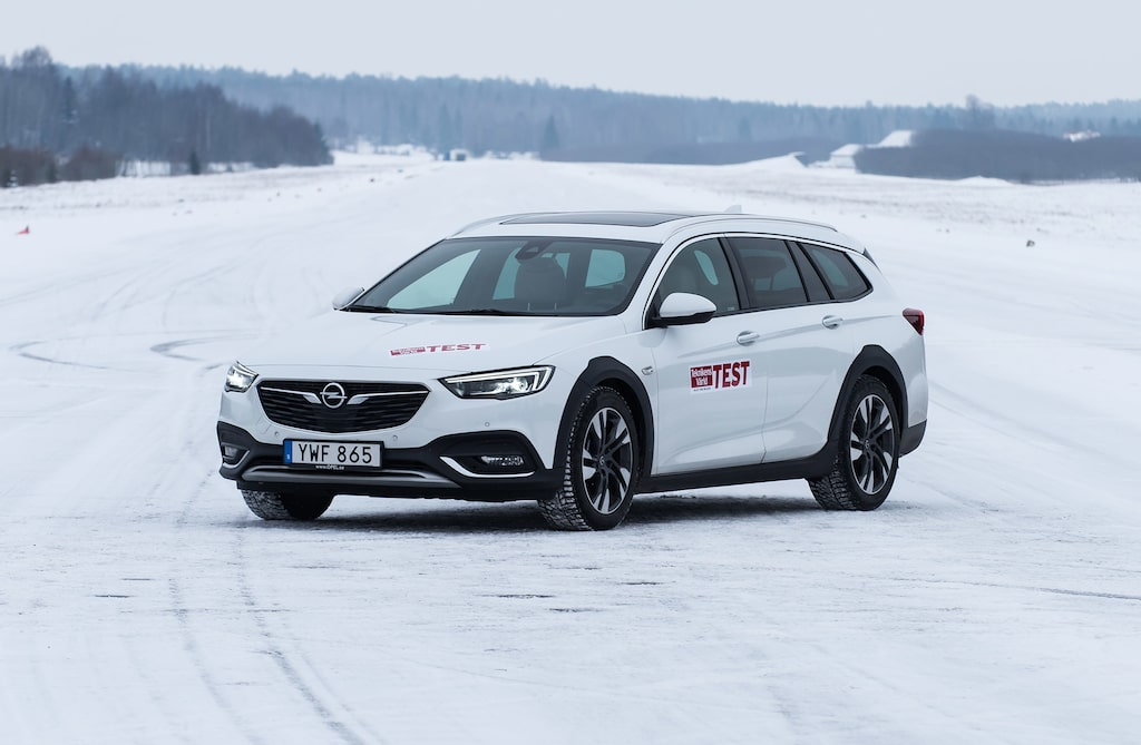 Opel Insignia Country Tourer 2,0 Turbo 260 hk 4x4