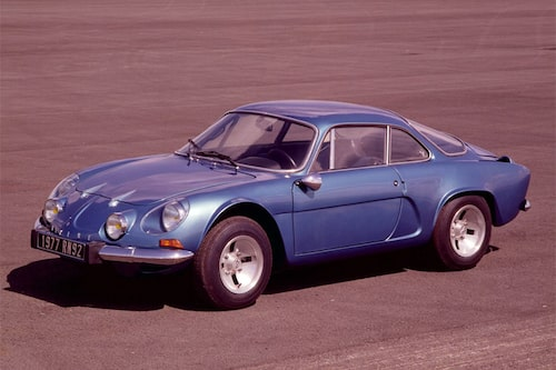 Alpine A110.
