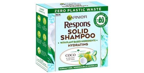 Solid shampoo coco från Garnier Respons.