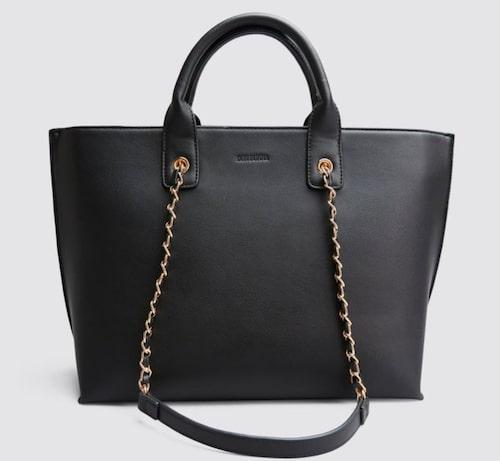 Väska i shopper-modell från Don & Donna.