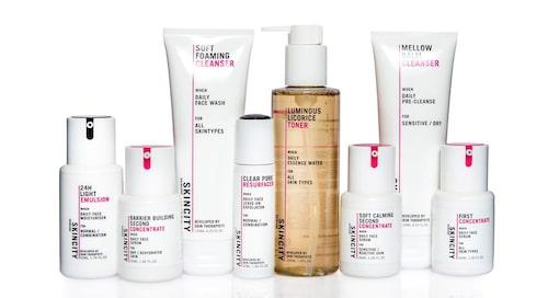 Nya hudvårdslinjen Skincity Skincare kommer bestå av bland annat rengöring, toner och serum.