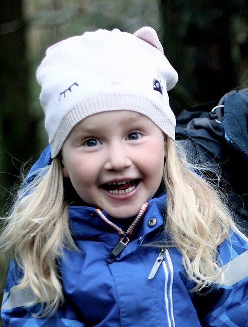 I januari fyller Vilya fem år.