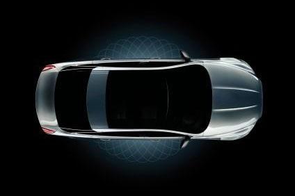 Enda officiella bilden som Jaguar skickat ut.