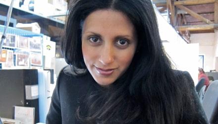 Anitha Schulman - ny bloggare på mama