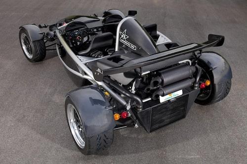 Det är den motorn som DDMWorks från South Carolina, USA, har valt att ge lite mer effekt. Eller snarare, massor med mer effekt.