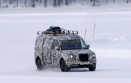Takräcke à la Volvo Duett.