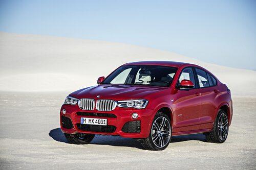 BMW X4 2014-2018.