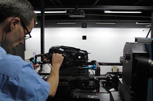 Att få en korrekt mätning av ljusbilden kräver avancerad teknisk utrustning.