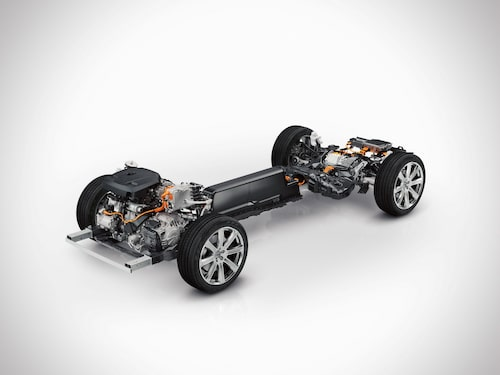 Volvos laddhybriddrivlina var också mycket populär hos jurymedlemmarna, men nådde inte riktigt ända fram i någon av kategorierna.