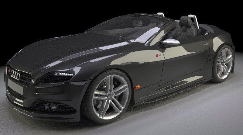 Audi RS Roadster