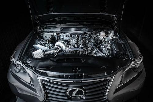 Lexus IS 340 årsmodell 2014 av Philip Chase
