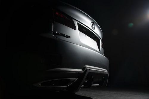 Lexus IS 250 årsmodell 2007 av Andrew Atigehchi