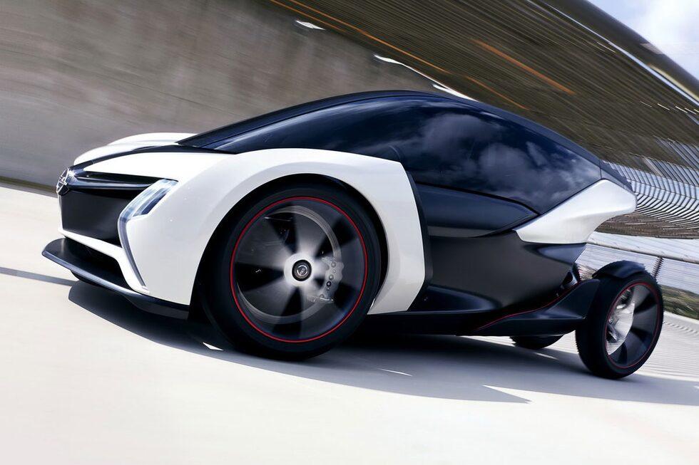 Opel elbilskoncept Show Car 2011