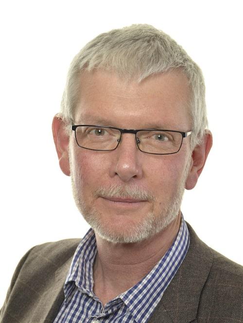 Centerpartisten Anders Åkesson är riksdagsledamot i trafikutskottet och numera körkortslös.