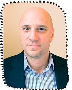Steven Lucas, barnhälsovårdsöverläkare.