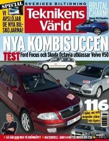 Teknikens Värld nummer 8 / 2005