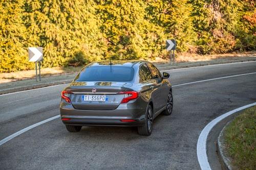 Tipo kommer även med 1,4 bensin på 95 hk och 1,3 diesel med lika många hästkrafter.