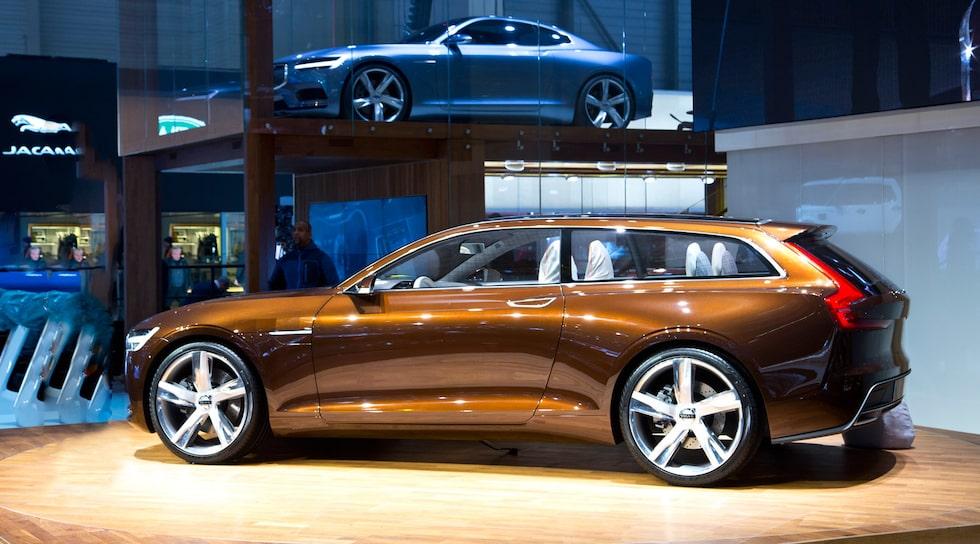 Volvo Concept Estate Coupé