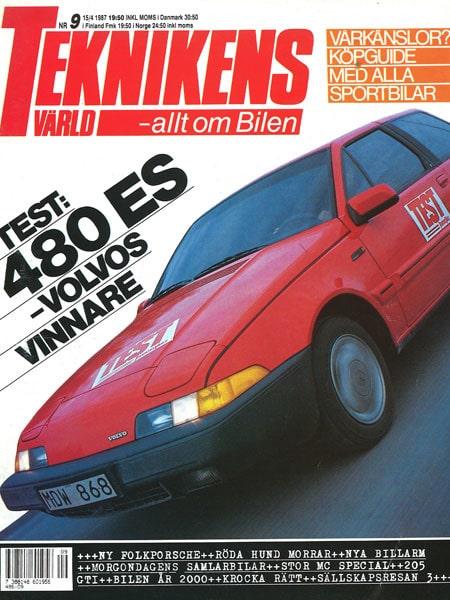 Teknikens Värld nummer 9 / 1987