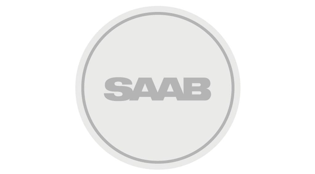 Saab logotyp 2013