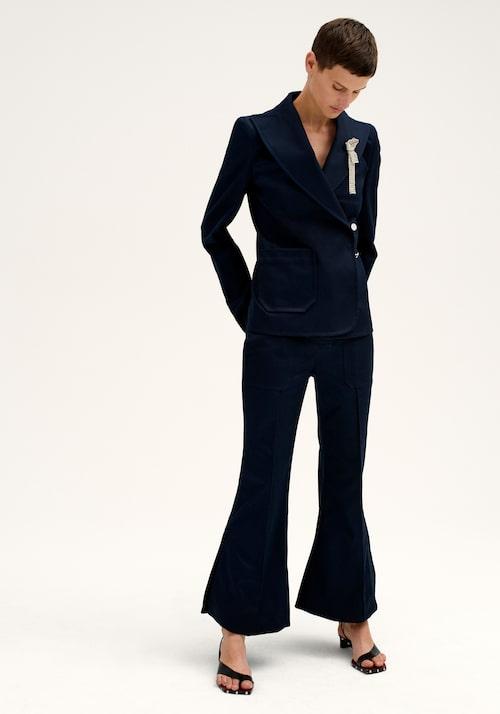 H&M Studio SS18: Dressat set med strassdetaljer.