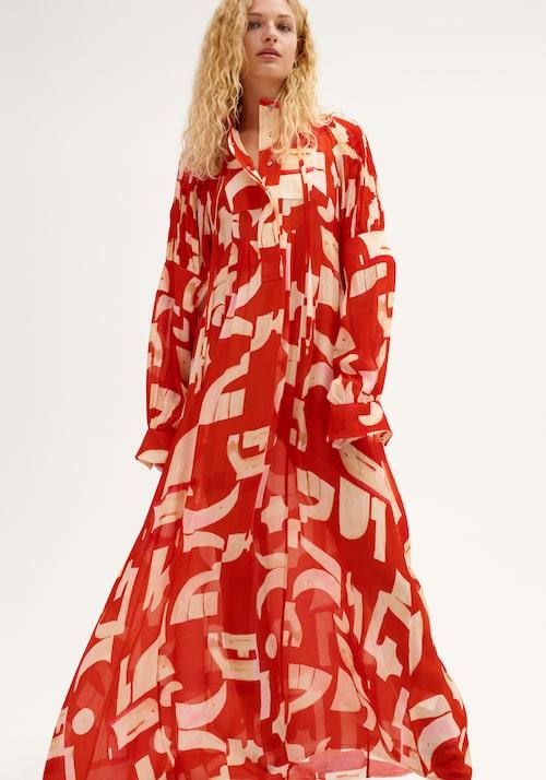 H&M Studio SS18: Luftig tunika-klänning.