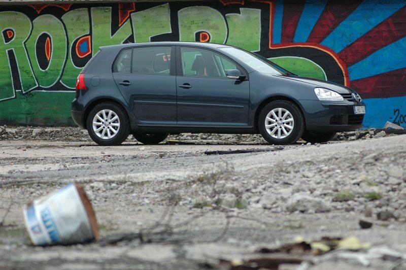 Provkörning av VW Golf 1,4 TSI