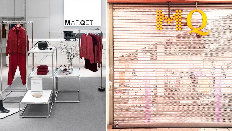 MQ klarar sig undan konkurs – och återöppnar butikerna under nya namnet Marqet.