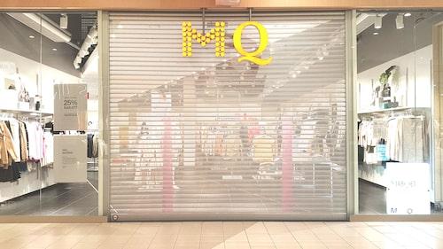 I april ansökte MQ om konkurs och bommade igen sina butiker.