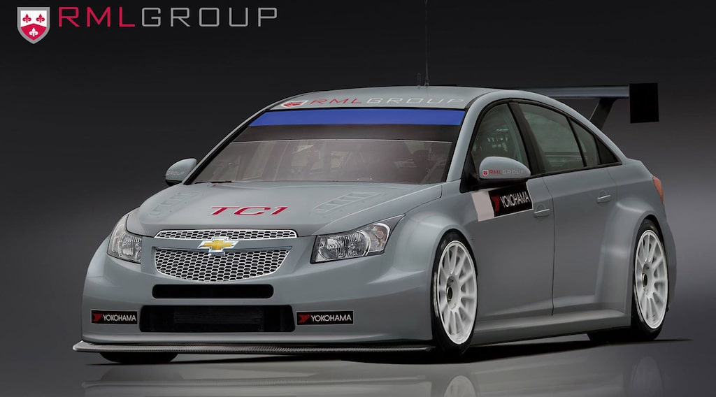 RML Chevrolet Cruze TC1 WTCC