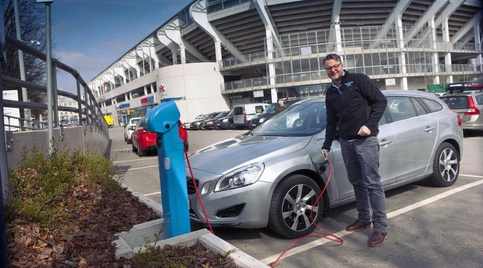 Supermiljöbil: Volvo V60 Plug-in Hybrid