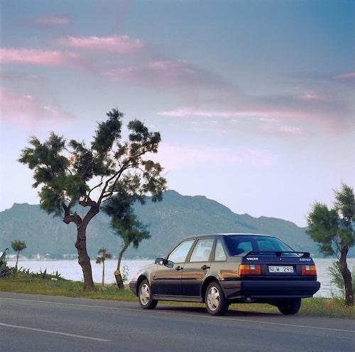 Volvo 440 GLT 1990