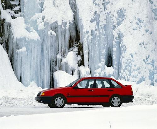 Volvo 440 Turbo 1990