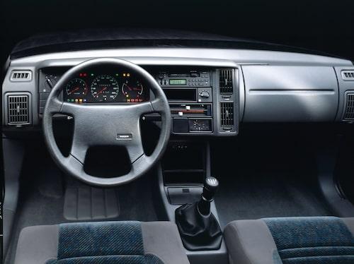 Volvo 440 1988