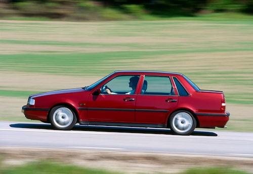 Volvo 460 Turbo 1995