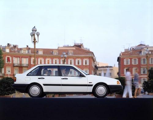 Volvo 440 GLE 1990