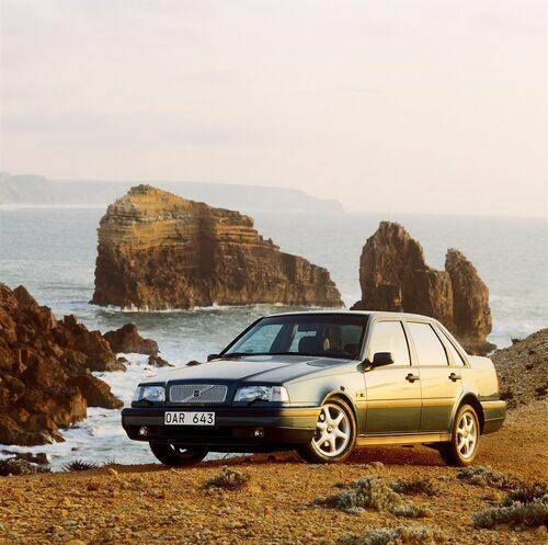Volvo 460 Turbo 1994