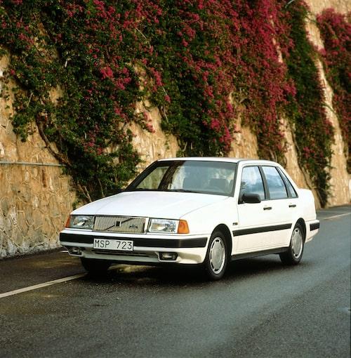 Volvo 460 GLE 1990