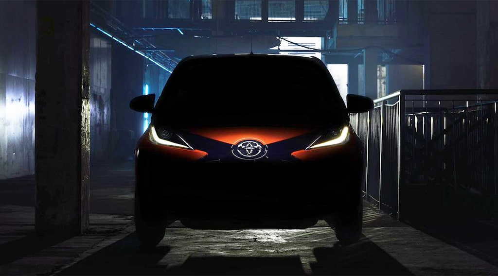 Nya Toyota Aygo