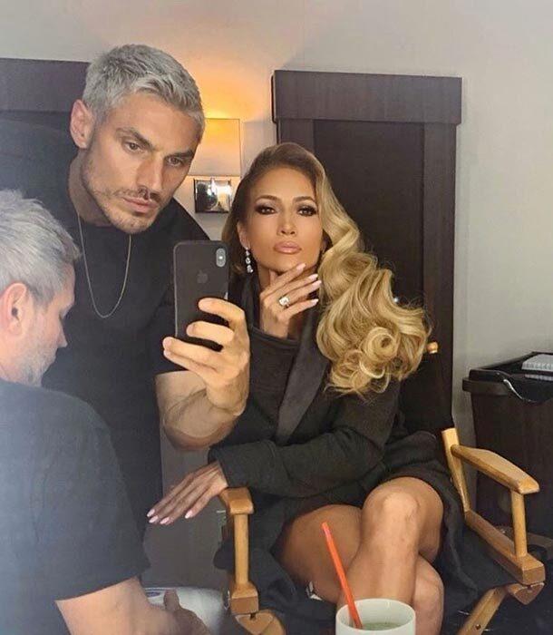 Chris Appleton och Jennifer Lopez har jobbat ihop i flera år.