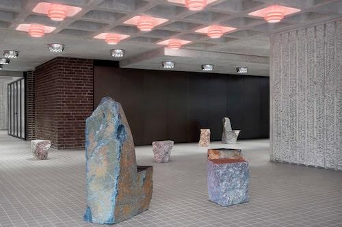 Acnes nya lokaler på Floragatan 13 i Stockholm.