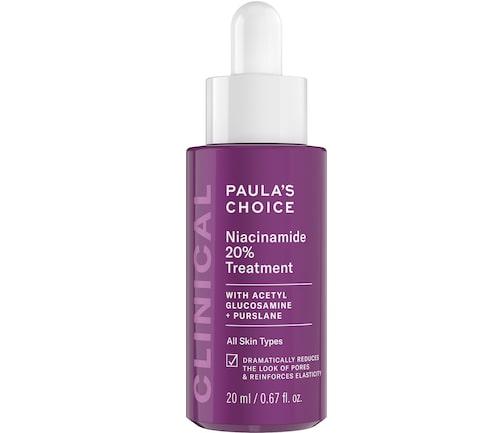 Clinical niacinamide 20% treatment  Paula's Choice. Klicka på bilden och kom direkt till produkten.