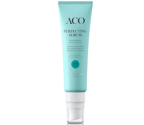 Pure glow perfecting serum från Aco. Klicka på bilden och kom direkt till produkten.