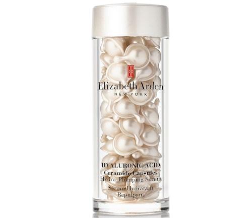 Elizabeth Ardens kapslar Ceramide hyaluronic acid capsules. Klicka på bilden och kom direkt till produkten.