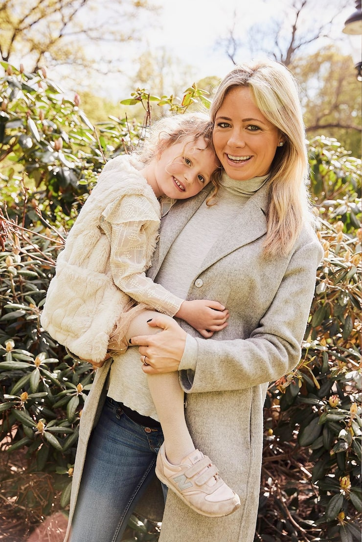 Carolina planerar att vara föräldraledig i 6-7 månader.
