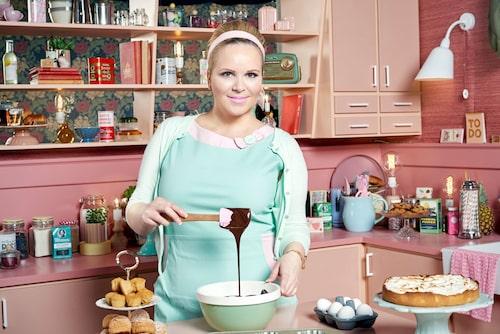 Manuela Kjeilen har bloggat om bakning sedan 2010.