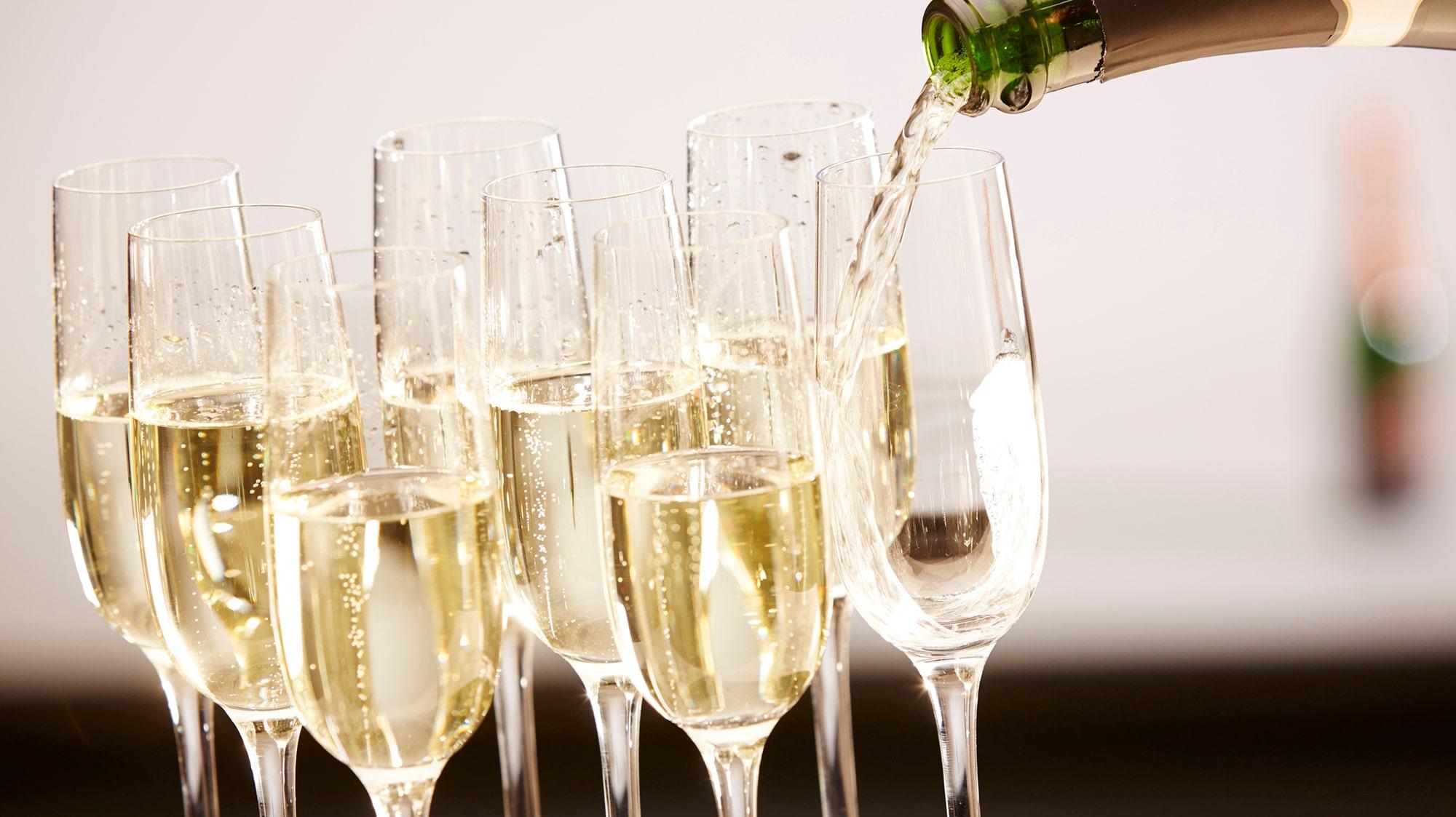 den bästa attityden brett utbud nya lägre priser Här är skillnaden mellan champagne, cava, crémant & prosecco