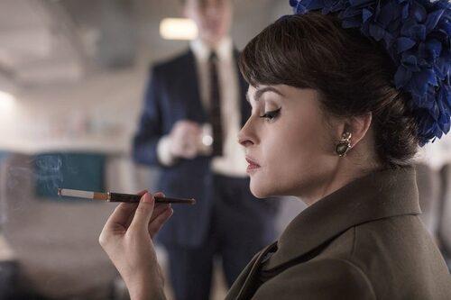 Helena Bonham-Carter spelar .... i The Crown säsong 3.