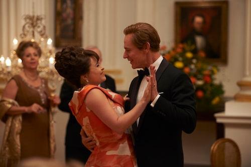 Bild från säsong 3 av The Crown.