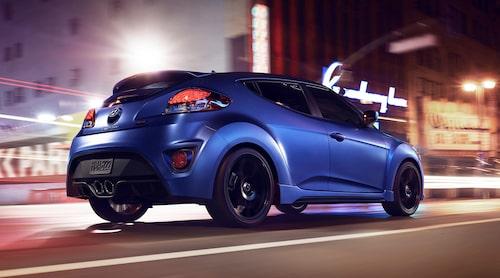 "Hyundai Veloster Turbo R-Spec ""Rally Edition"""